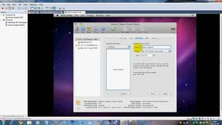 install MacOSX Snow Leopard in Windows PC using Vmware Workstation as virtual machine