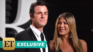 EXCLUSIVE: Justin Theroux Would 'Definitely' Write a TV Role for Wife Jennifer Aniston
