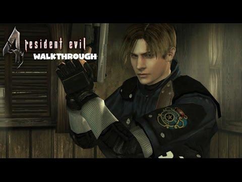 Resident Evil 4 Leon (Professional) Speedrun (1:38:12) Minutes