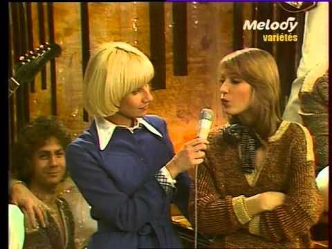 """Joëlle et Il Etait Une Fois - Interview à """"Midi Première"""" - 8 Janvier 1977"""