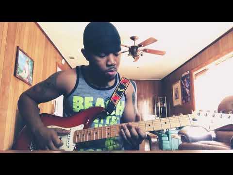 Chris Brown - Liquor (Guitar Cover)