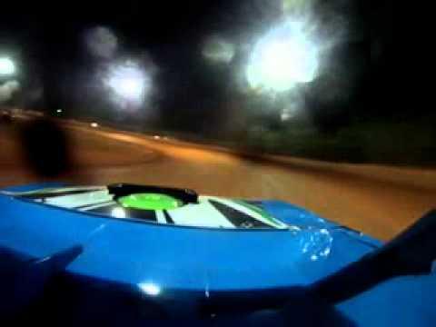 Harris Speedway - InCar Camera - 09 Wayne Clayton