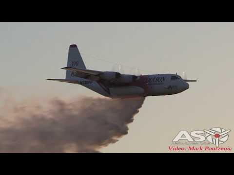 Firebombing the 2017 Australian International Airshow