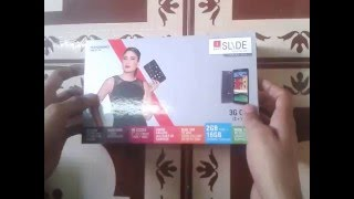 Iball Q45 3G+2GB RAM unboxing