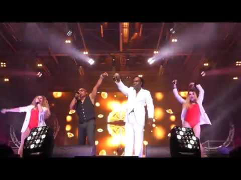Dr. Alban feat Haddaway - It's My Life (live at Total Dance Fesztivál 2018)