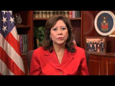 Secretary of Labor Hilda Solis Sends Welcome Message to SIUW 2012 Participants