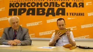 Артист Украины Андрей Войчук исполнил саундтрек из фильма