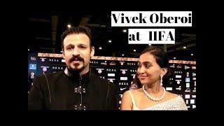 Vivek Oberoi Interview at IIFA Madrid