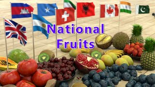 List Of All Official U S State Fruits