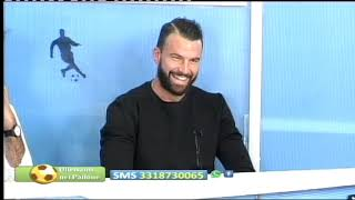 DILETTANTI NEL PALLONE 2018 2019 PUNTATA 04