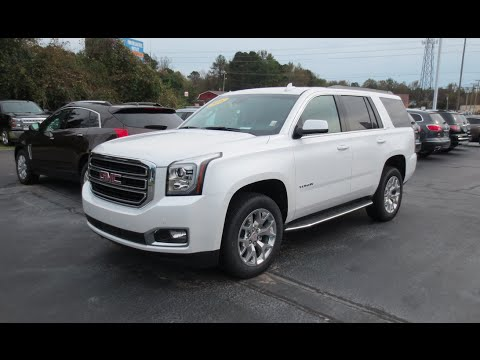 2016 gmc yukon slt tour youtube. Black Bedroom Furniture Sets. Home Design Ideas