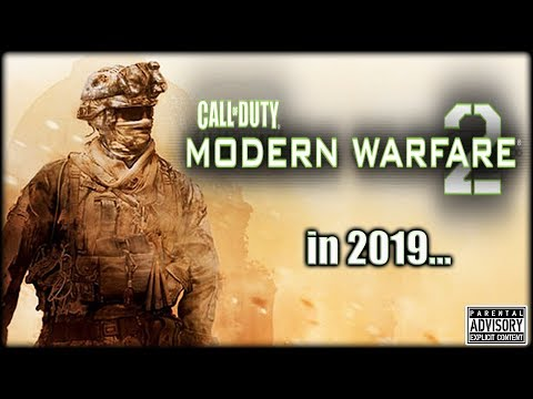 Call Of Duty Modern Warfare 2 In 2019...on The PS3!