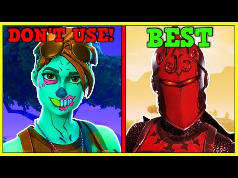 RANKING EVERY RARE SKIN FROM WORST TO BEST!   Fortnite ... - 480 x 360 jpeg 42kB