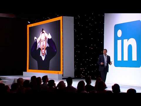 Talent Connect Sydney 2015: LinkedIn's Latest Initiatives and Vision for the Future