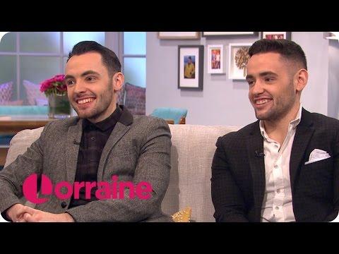 Britain's Got Talent's Richard And Adam Johnson On Their New Album Believe | Lorraine