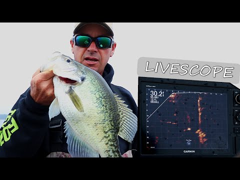 How Garmin LIVESCOPE Changed Crappie Fishing Forever (Lake Of The Pines, Texas Pt.3)