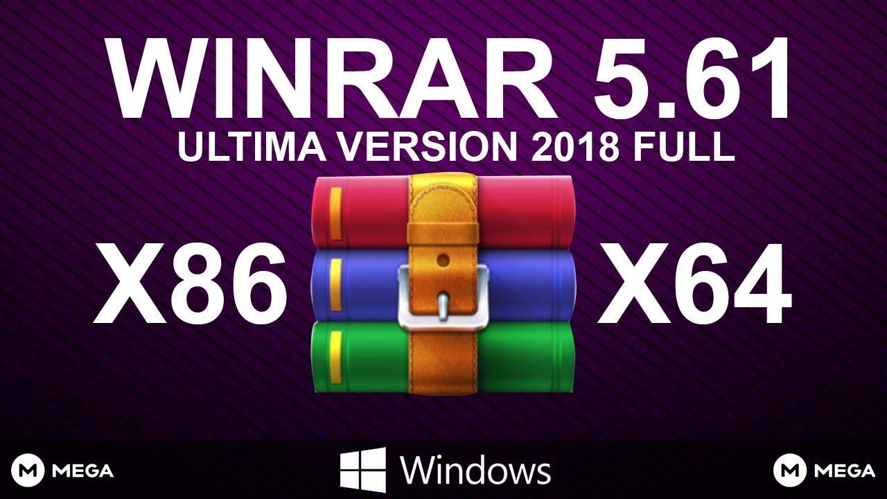 winrar full 64 bits mega