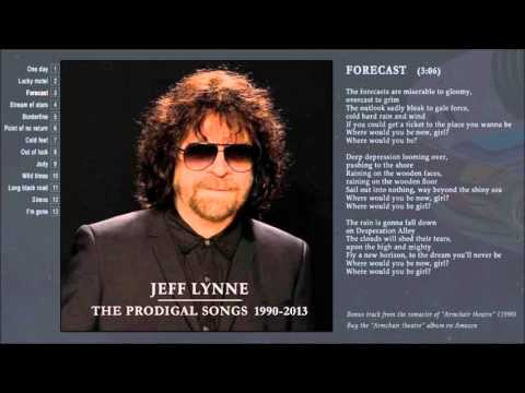 Jeff Lynne (ELO) - The prodigal songs 1990-2013