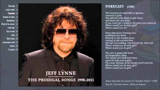 Jeff Lynne ELO The prodigal songs 1990 2013