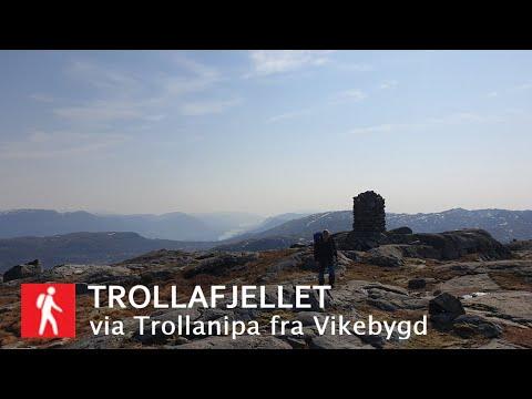 Trollafjellet (637 moh)