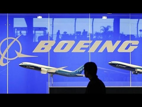 Boeing takes off in China with first overseas plant - corporate