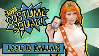Make Leeloo's Outfit from The Fifth Element - DIY Costume Squad