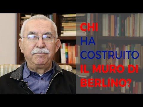 GIULIETTO CHIESA: CHI HA COSTRUITO IL MURO DI BERLINO?