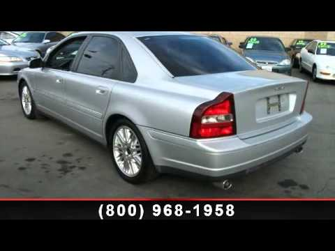 2000 Volvo S 80 T-6 - Used Hondas USA - Bellflower, CA 9070