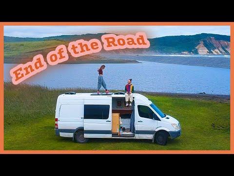 VAN LIFE CHILE | End Of The Pan-American Highway