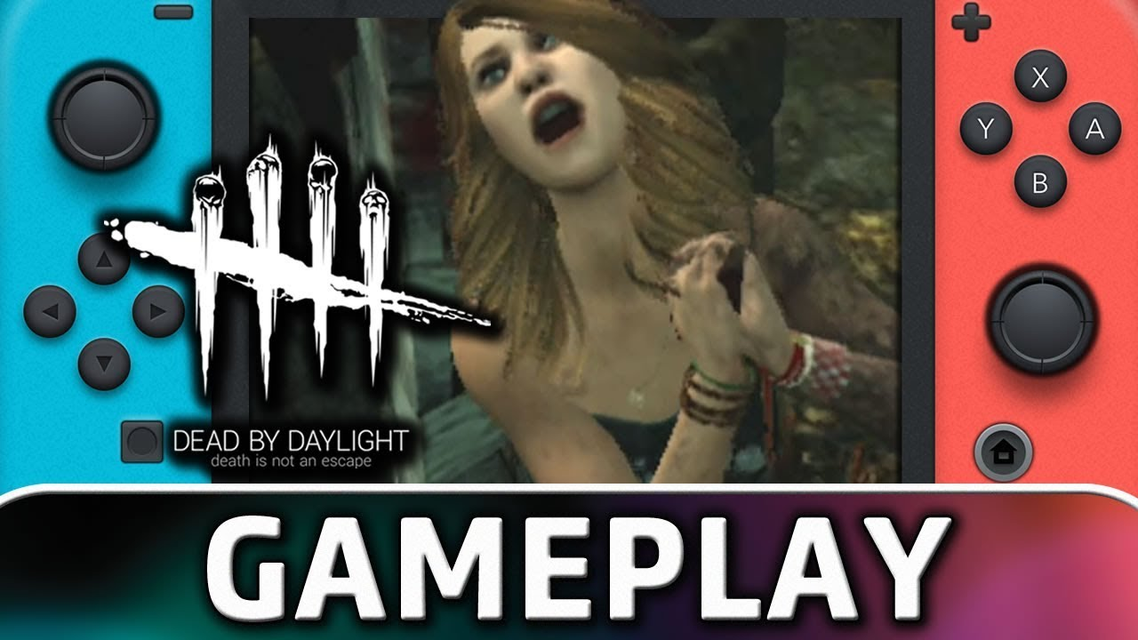 Dead by Daylight | 10 Minutes of Gameplay on Nintendo Switch