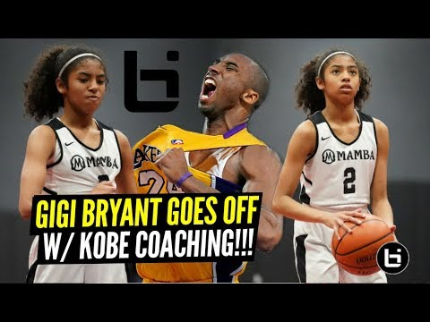 kobe's-daughter-gigi-bryant-goes-off-w/-kobe-coaching-against-older-players!!
