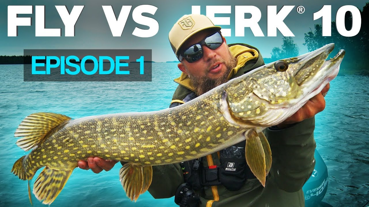 Download FLY VS JERK 10 - Ep. 1 - Archipelago Day (with German, French & Polish subtitles)