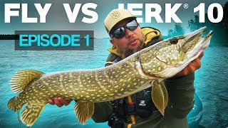 FLY VS JERK 10 - Ep. 1 - Archipelago Day (with German, French & Polish subtitles)