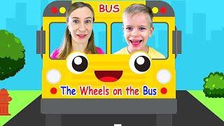 Wheels On The Bus   FireFighters Song   Disco Shark + More Nursery Rhymes & Kids Songs