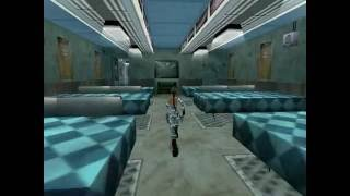 Tomb Raider 5: Chronicles: Level 5 The Submarine Walkthrough