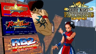 Friday Night Fisticuffs - Real Bout Fatal Fury games