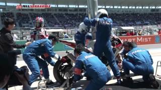 2017 MFJ SUPERBIKE ROUND 2 : Suzuka 2&4 JSB10000 Race Digest