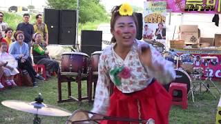 칠도와삼순이 부부각설이품바 삼순이 너무재밌네요(아침마당 tv출연) 여주금금사참외축제