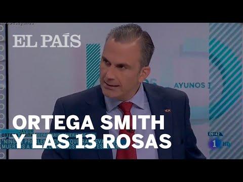 """Ortega Smith: """"Las Trece Rosas torturaban, violaban y asesinaban"""""""