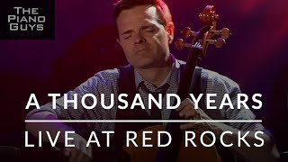 A Thousand Years Live at Red Rocks The Piano
