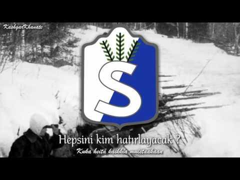 Fin Beyaz Muhafız Şarkısı - White Guards Song Vapaussoturin Valloituslaulu[Türkçe Altyazılı]