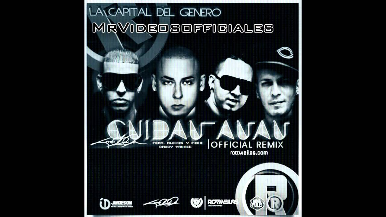 cosculluela cuidau au au official video