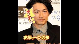 NHK連続テレビ小説「あさが来た」の五代友厚役でブレーク中のディー...
