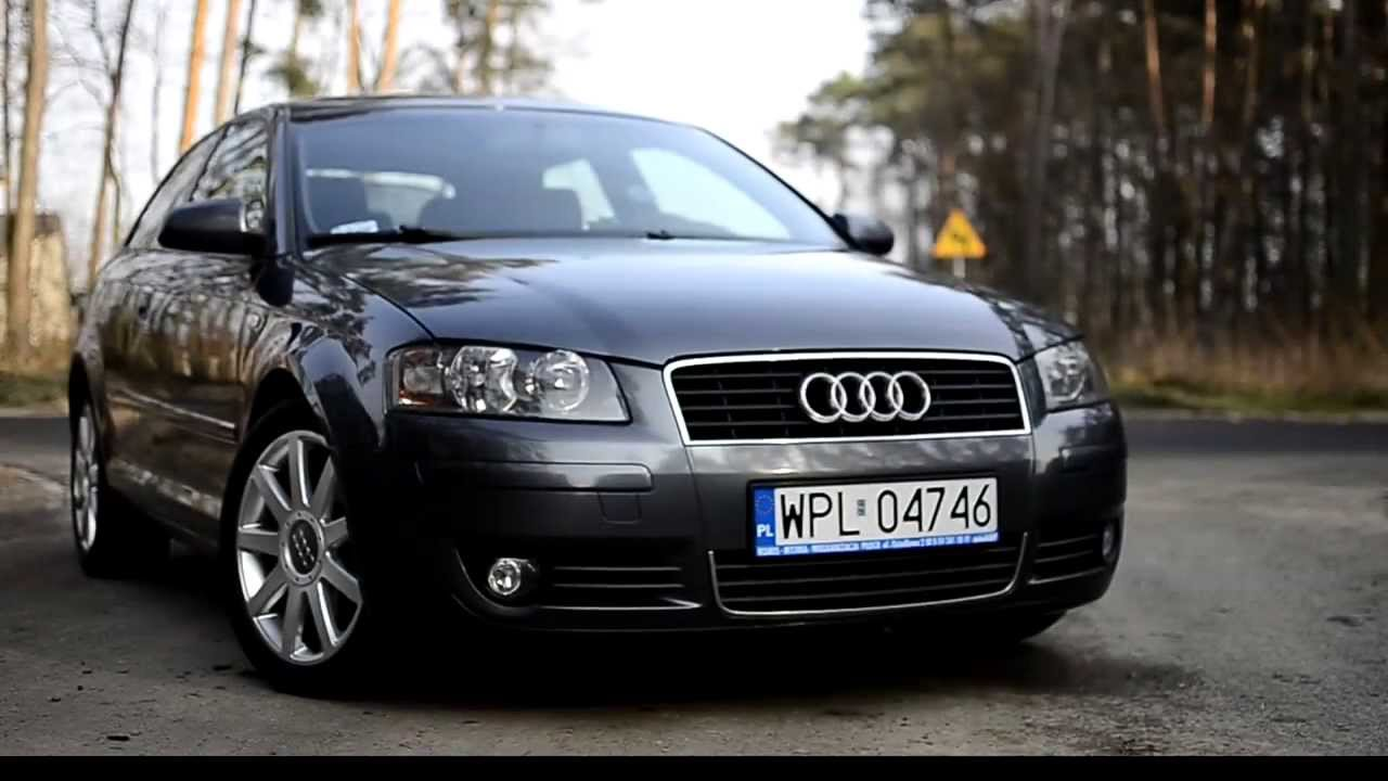 2005 audi a3 s line 8p tdi 140hp youtube. Black Bedroom Furniture Sets. Home Design Ideas