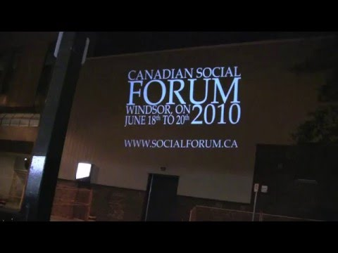 Canadian Social Forum