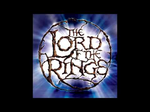 Lord of the rings Musical - The Road Goes On - Karaoke - DEMO - BACKING TRACK