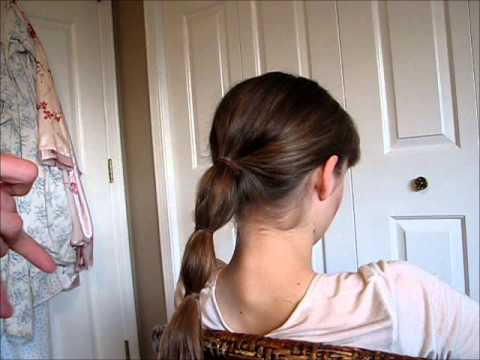 Hair Styles 4 Horse Shows1 Youtube