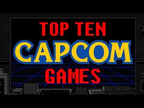 Top 10 Best Capcom Games