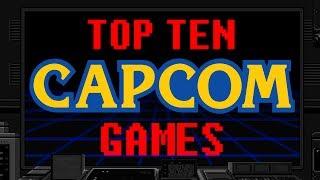 Top 10 Games - Top 10 Best Capcom Games