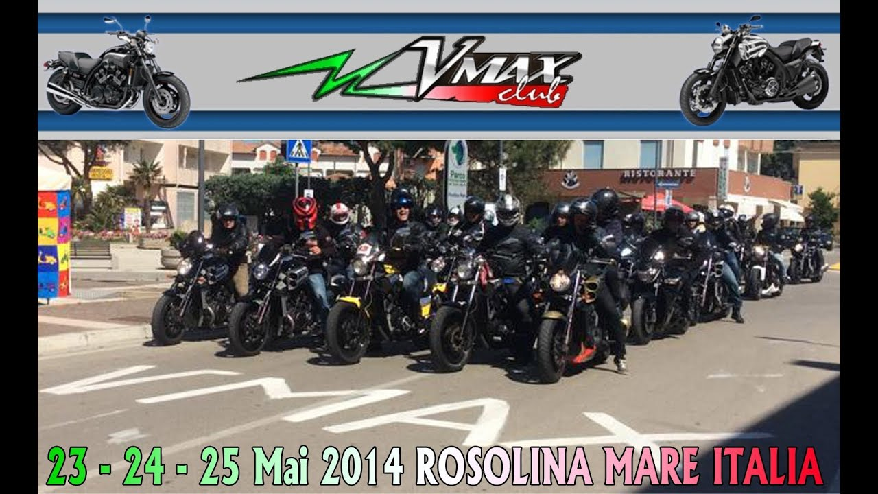 rosolina 2014 vmax club italia youtube